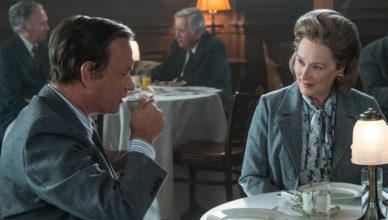 Oscar bait Heaven: Tom Hanks and Meryl Streep in The Post